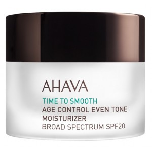 Buy AHAVA Time To Smooth Age Control Even Tone Moisturizer SPF20 - Nykaa
