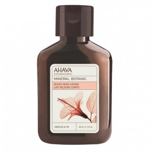 Buy AHAVA Mineral Botanic Velvet Body Lotion - Hibiscus & Fig - Nykaa