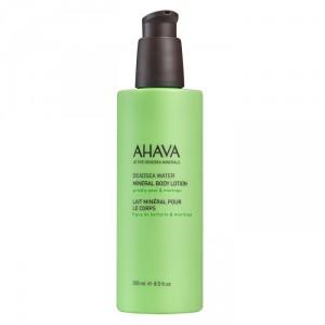Buy AHAVA Dead Sea Water Mineral Body Lotion - Prickly Pear & Moringa - Nykaa