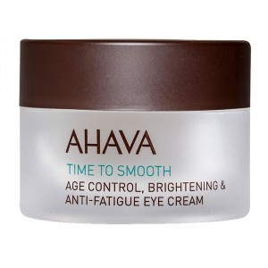 Buy AHAVA Time To Smooth Age Control Brightening and Anti-Fatigue Eye Cream - Nykaa