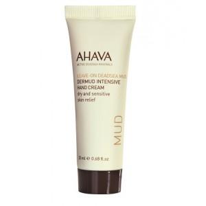 Buy AHAVA Leave-on Dead Sea Mud Dermud Intensive Hand Cream - Nykaa