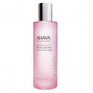 Buy AHAVA Dead Sea Plants Dry Oil Body Mist - Cactus & Pink Pepper - Nykaa