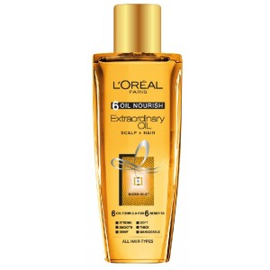 Buy L'Oreal Paris 6 Oil Nourish Extraordinary Oil  - Nykaa