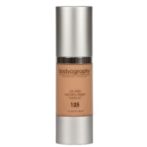 Buy Bodyography Natural Finish Foundation - Nykaa
