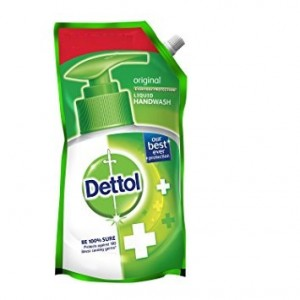 Buy Dettol Liquid Soap Original Refill Pouch - Nykaa