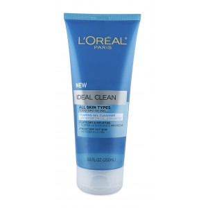 Buy L'Oreal Paris Ideal Clean Foaming Gel Cleanser - Nykaa