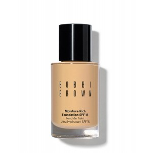 Buy Bobbi Brown Moisture Rich Foundation SPF 15 - Nykaa