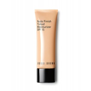 Buy Bobbi Brown Nude Finish Tinted Moisturizer SPF 15 - Nykaa