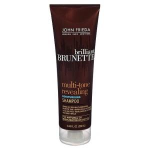 Buy John Frieda Brilliant Brunette Multi Tone Revealing Moisturizing Shampoo - Nykaa