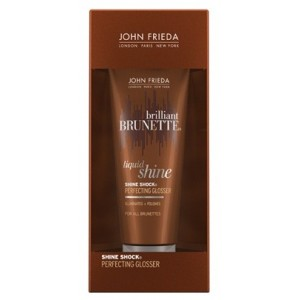 Buy Herbal John Frieda Brilliant Brunette Liquid shine Shock Perfecting Glosser - Nykaa
