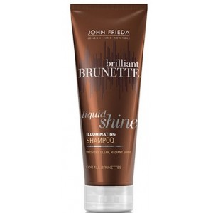 Buy John Frieda Brilliant Brunette liquid shine illuminating Shampoo - Nykaa