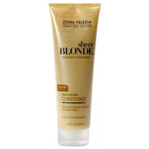 Buy John Frieda Sheer Blonde Highlight Activating Enhancing Conditioner for Lighter Blondes - Nykaa