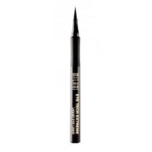Buy Milani Eye Tech Extreme Liquid Eyeliner - Blackest Black - Nykaa