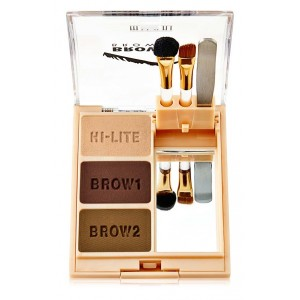 Buy Milani Brow Fix Kit - 03 Dark - Nykaa