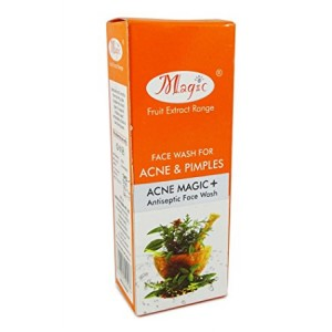 Buy Nature's Essence Magic Ayurveda Face Wash For Acne & Pimples - Nykaa