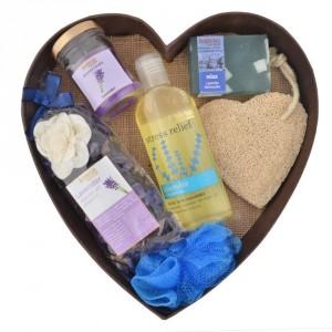 Buy BodyHerbals Lavender Surprise Bathing Set - Nykaa