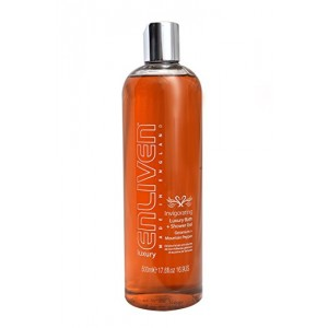 Buy Enliven Luxury Shower Gel Invigorate - Nykaa