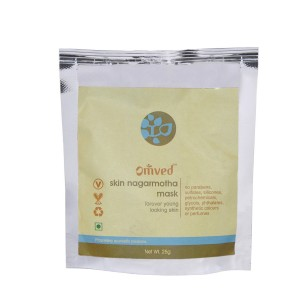 Buy Omved Nagarmotha Skin Mask - Nykaa