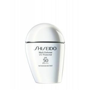 Buy Shiseido Multi Defense UV Protector SPF 50 PA+++ - For All Skin Types - Nykaa
