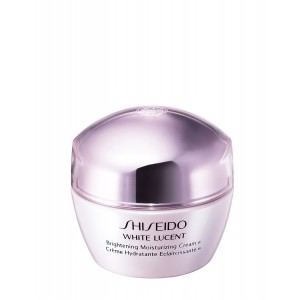 Buy Shiseido White Lucent Brightening Moisturizing Cream - For All Skin Types - Nykaa