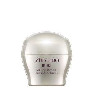 Buy Shiseido Ibuki Multi Solution Gel - For All Skin Types - Nykaa