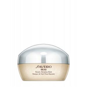 Buy Shiseido Ibuki Beauty Sleeping Mask - For All Skin Types - Nykaa