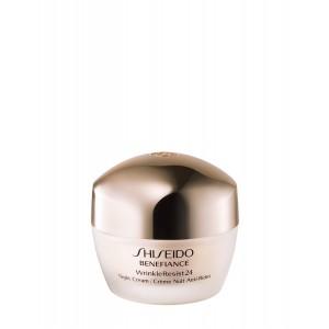 Buy Shiseido Benefiance Wrinkleresist24 Night Cream - For Normal To Dry Skin - Nykaa