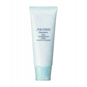 Buy Shiseido Pureness Deep Cleansing Foam - For Oily And Blemish Prone Skin - Nykaa