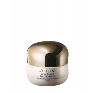 Buy Shiseido Benefiance Nutriperfect Day Cream SPF 15 -  For All Skin Types - Nykaa