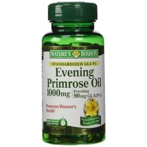 Buy Nature's Bounty Standardized Gla 9% Evening Primrose Oil 1000mg - Nykaa