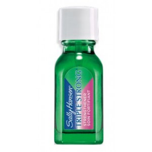 Buy Sally Hansen Triple Strong 3 In 1 Protection - 2620 Clear - Nykaa