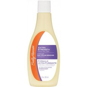 Buy Herbal Sally Hansen Extra Strength Nail Polish Remover - Nykaa