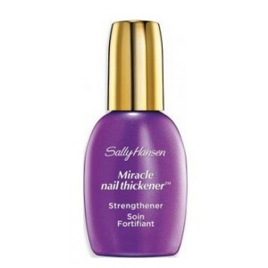 Buy Sally Hansen Miracle Nail Thickener - 3192 Clear - Nykaa
