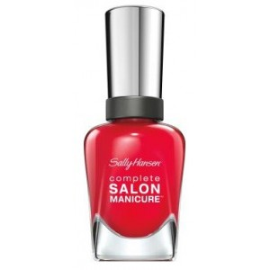 Buy Herbal Sally Hansen Complete Salon Manicure - All Fired Up - Nykaa