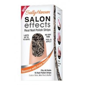 Buy Sally Hansen Salon Effects Real Nail Polish Strips - Nykaa