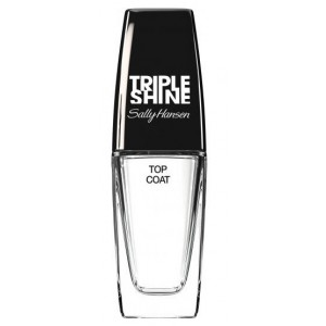 Buy Sally Hansen Triple Shine Top Coat Vernis De Protection - Nykaa