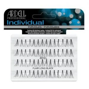 Buy Ardell Individual Flare Long Black Eye Lashes - Nykaa