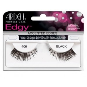 Buy Ardell Professional Edgy Eye Lashes - 406 - Nykaa