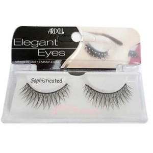 Buy Ardell Elegant Eyes Glitter Sophisticated Eyelashes - Nykaa