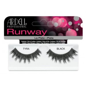 Buy Herbal Ardell Runway Tyra Black Eye Lashes - Nykaa