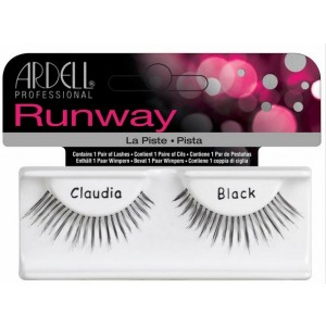 Buy Ardell Runway Claudia Black Eye Lashes - Nykaa