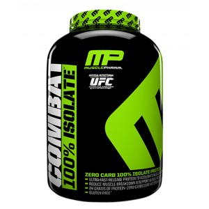 Buy Muscle Pharm Combat 100% Isolate Chocolate Swirl Flavour - 5 Lbs - Nykaa