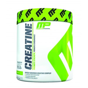 Buy Muscle Pharm Creatine Unflavored Flavour - 60 Serv - Nykaa