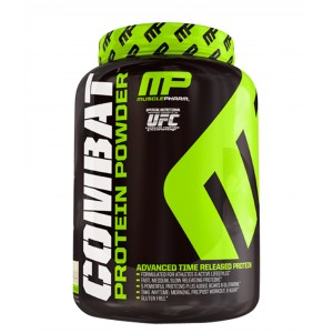 Buy Muscle Pharm Combat Cookies and Cream Flavour - 4 Lbs - Nykaa