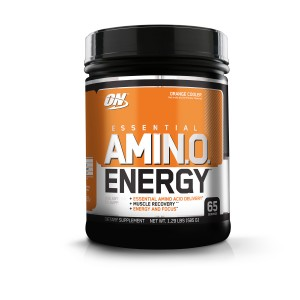Buy Optimum Nutrition (ON) Amino Energy - 65 Servings (Orange Cooler) - Nykaa