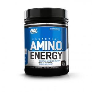 Buy Optimum Nutrition (ON) Amino Energy Powder - 65 Servings (Blue Raspberry) - Nykaa