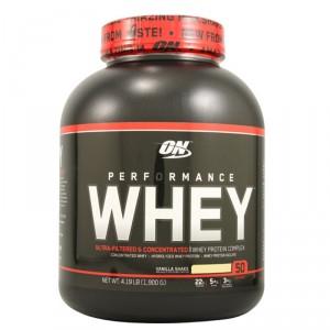 Buy Optimum Nutrition Performance Whey Vanilla Shake - 4.19 lbs - Nykaa
