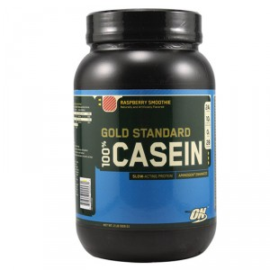 Buy Optimum Nutrition Gold Standard 100% Casein Raspberry Smoothie -  2 lbs - Nykaa