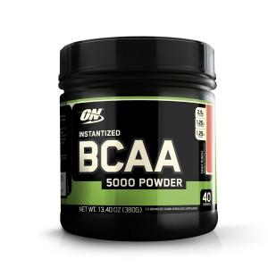 Buy Optimum Nutrition (ON) Instantized BCAA 5000 mg Powder - 380g (Fruit Punch) - Nykaa