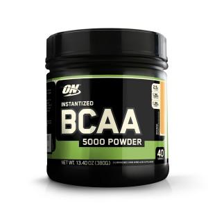 Buy Optimum Nutrition (ON) Instantized BCAA 5000 mg Powder - 380g (Orange) - Nykaa